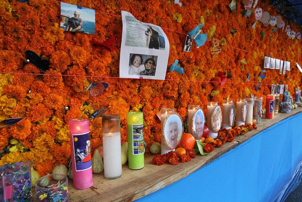 Marigold Altar