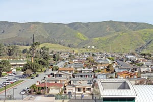 Bill Silverfarb/Daily Journal San Mateo County, cities and environmentalists are seeking to designate San Bruno Mountain as a priority for conservation.
