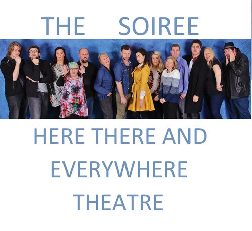 """The Soirée"" noun: soirée; an evening party or gathering, typically in a private house, for conversation or music .. The new comedy by Gippsland's award-winning HT&E Theatre Co. – You saw what they did to marriage counseling in ""Couples!"" and how they attacked weddings in ""Table 17!"" – Now come and see how they treat a house-warming party! Tim and Andrea are having a party .. Well, it's really just a small gathering of close friends! But like most grand plans of mice and men, not everythingis going according to plan! Apart from the fact that Tim and Andrea have some underlying tensions, they also have uninvited guests who seem determined to upset their evening, and make it a memorable event for all the wrong reasons! Featuring a cast of some of Gippsland's freshest performers, this is an evening of social intercourse you won't forget! Written & Directed by Phillip A Mayer"