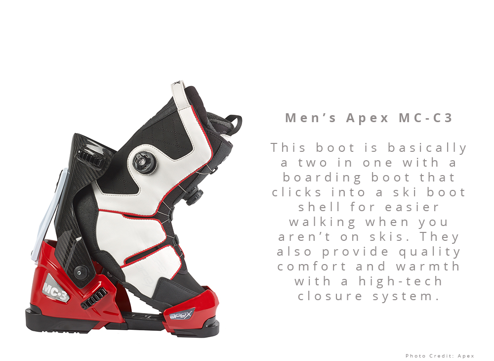 Men's Apex MC-C3