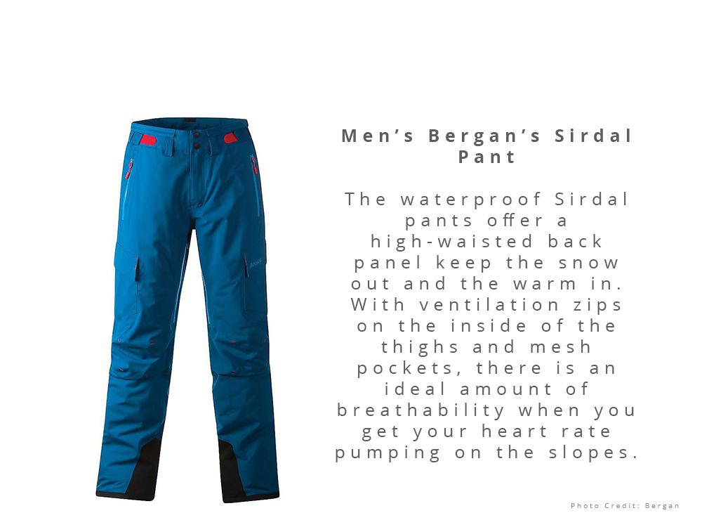 Men's Bergan's Sirdal Pant