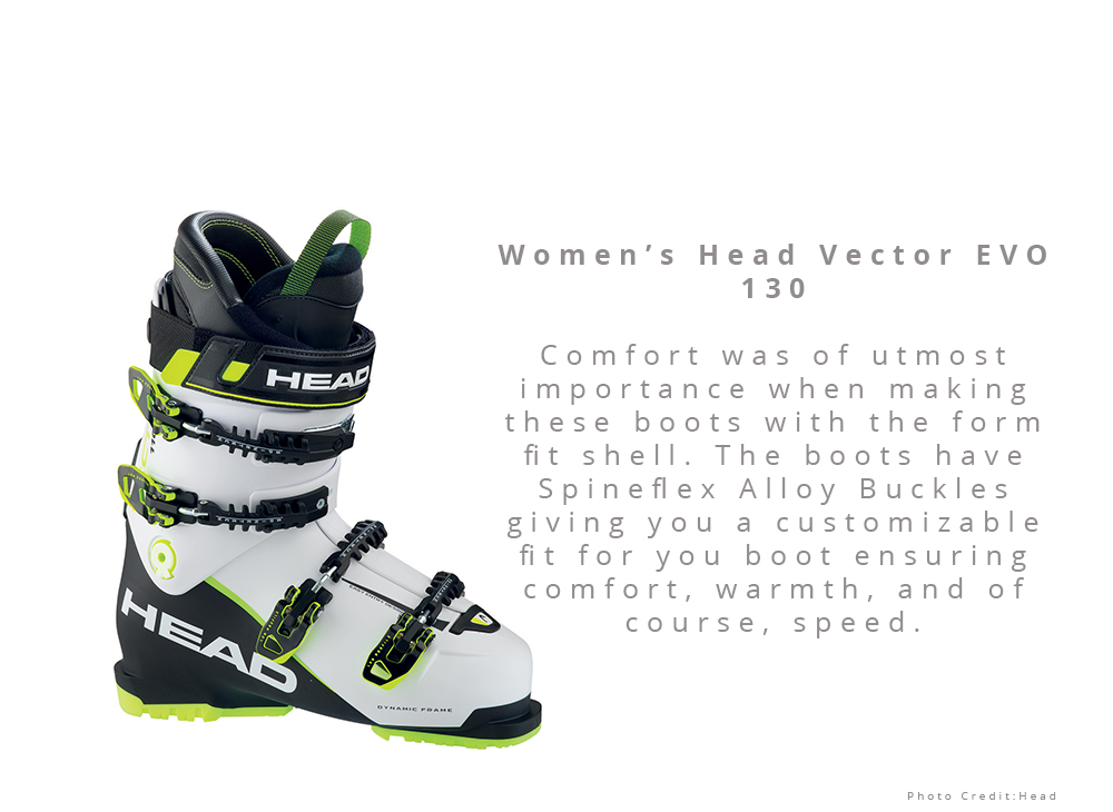 Women's Head Vector EVO 130