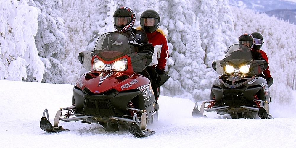 Photo Credit: Snowmobile Tours