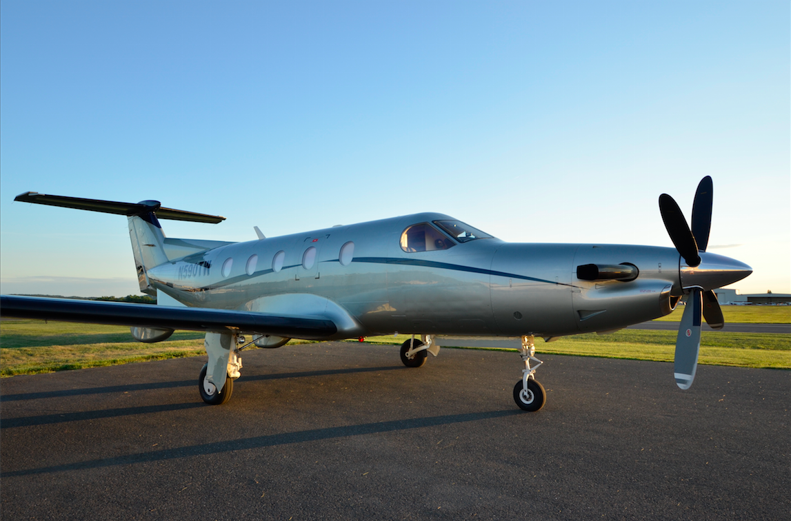 Anatomy of a Plane: The Pilatus PC-12 | Tradewind Aviation Blog