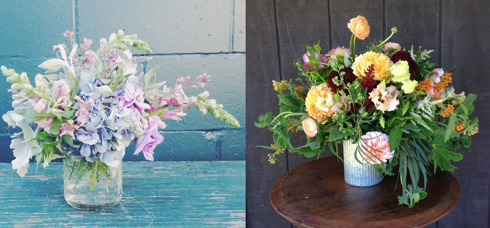 Photos by Elizabeth Patterson via Morrice Florist