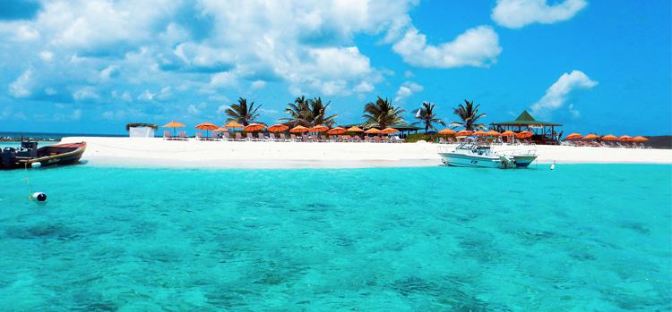 Photo:  Sandy Island