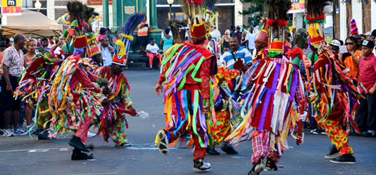Photo: St. Kitts and Nevis National Carnival