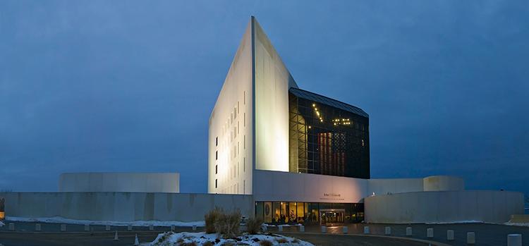 John F. Kennedy Presidential Library