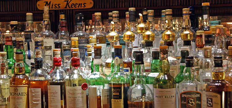 Keens-Steakhouse-Bar-Scotch-in-New-York-City
