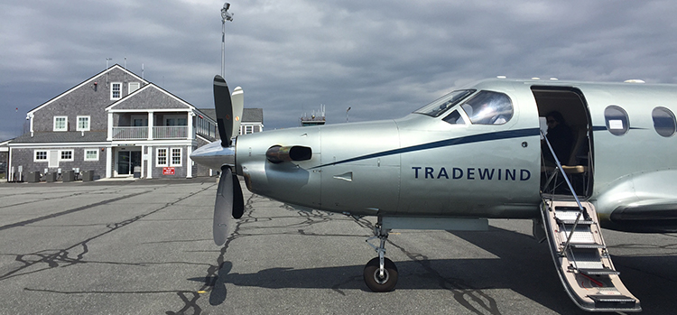 Tradewind Aviation flies to Nantucket