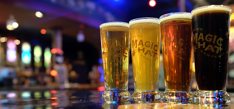 Photo: Magic Hat Brewing Company