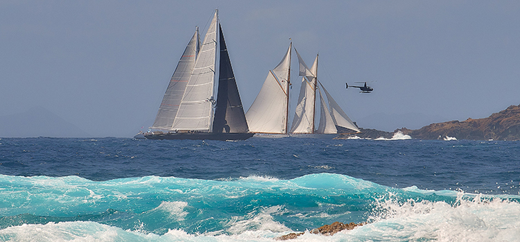 Photo: Courtesy M Kurtz, Pantaenius, and the St. Barths Bucket Regatta