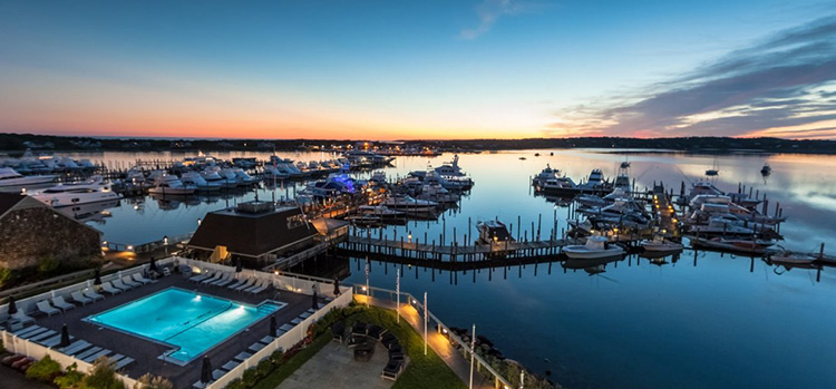Photo: Gurney's Montauk Yacht Club & Resort & Marina