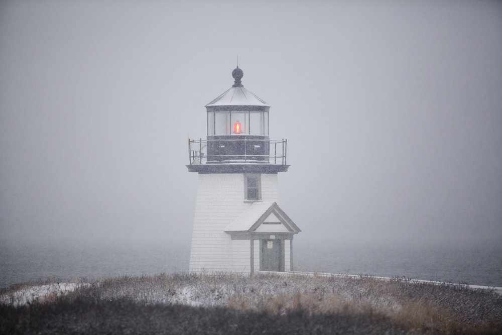 Brant Point Lighthouse, by Cary Hazlegrove | NantucketStock