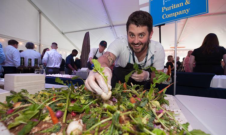 Photo: Nantucket Food & Wine Festival