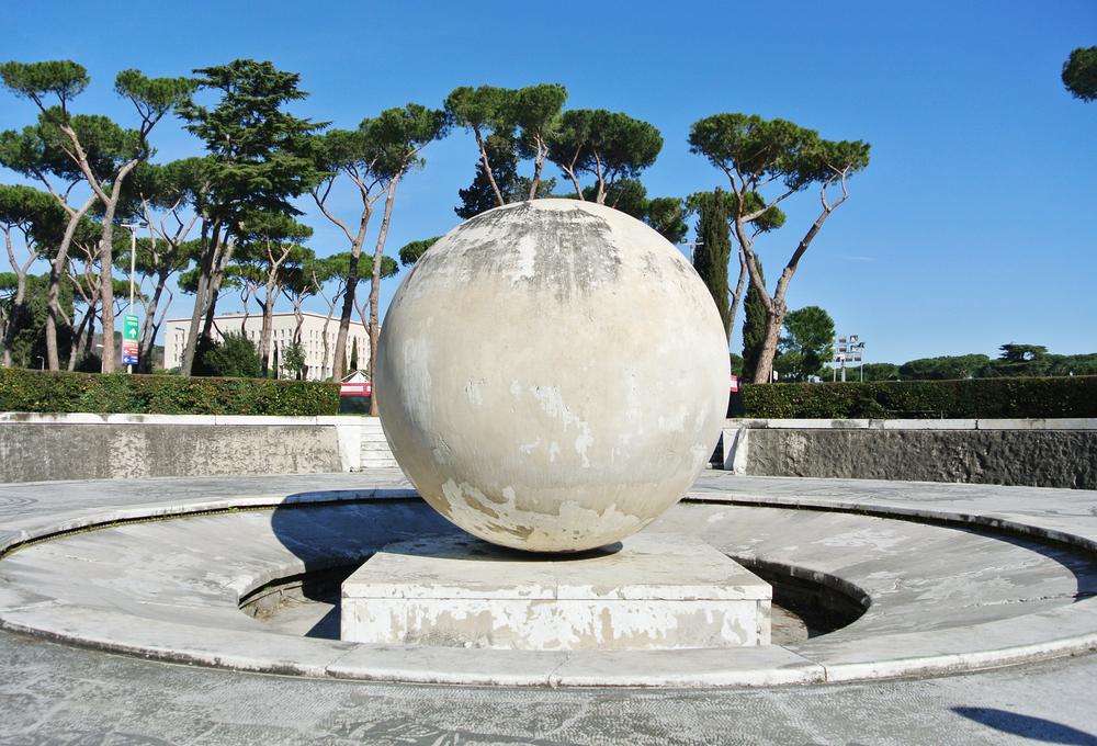 Forum of Mussolini Olympic Stadium