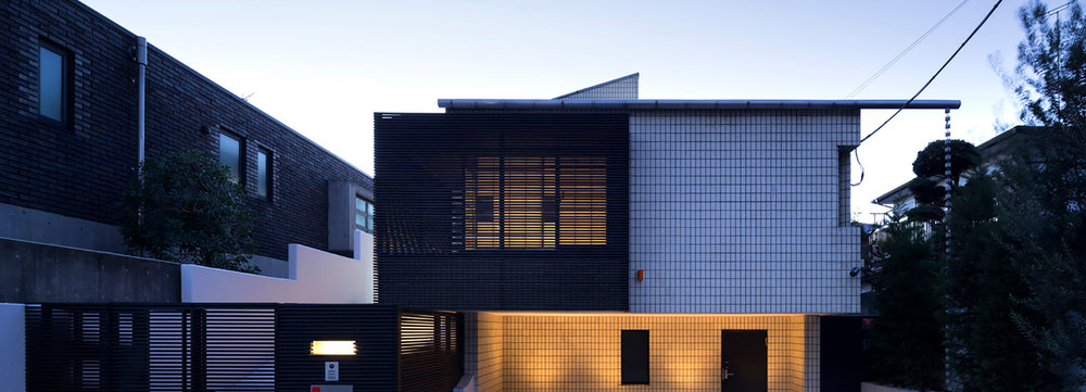 screen reference: apollo architects, trim house in japan