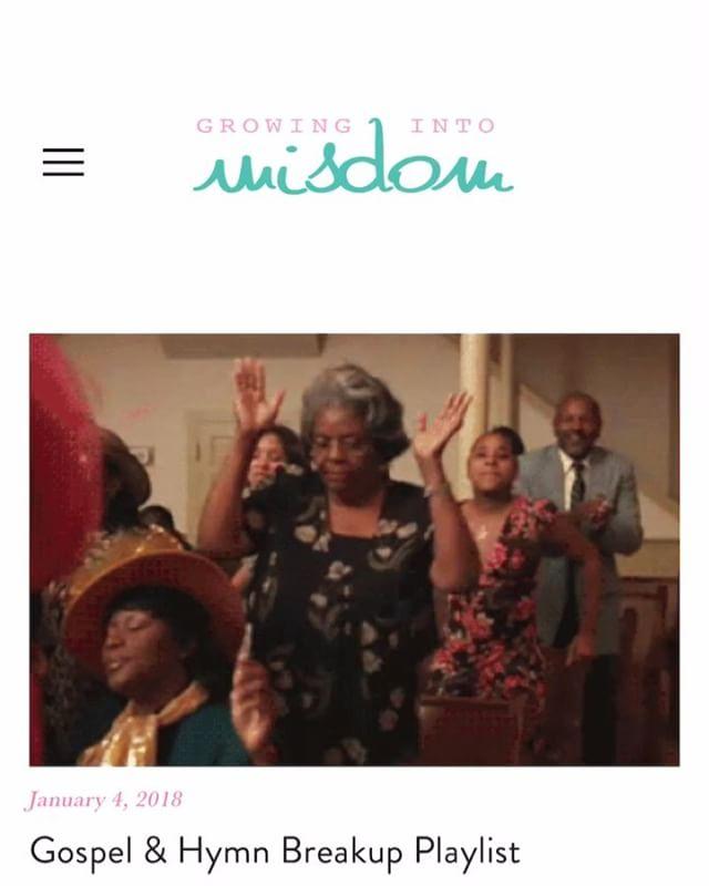 New, fun post on the blog (link in bio) 🙃. #BeBlessed . . . . #GrowingIntoWisdom