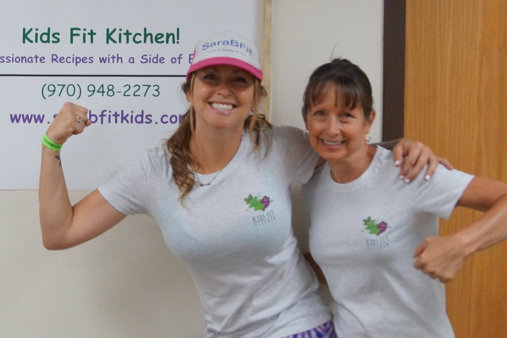 Kids Fit Kitchen, SaraBFit