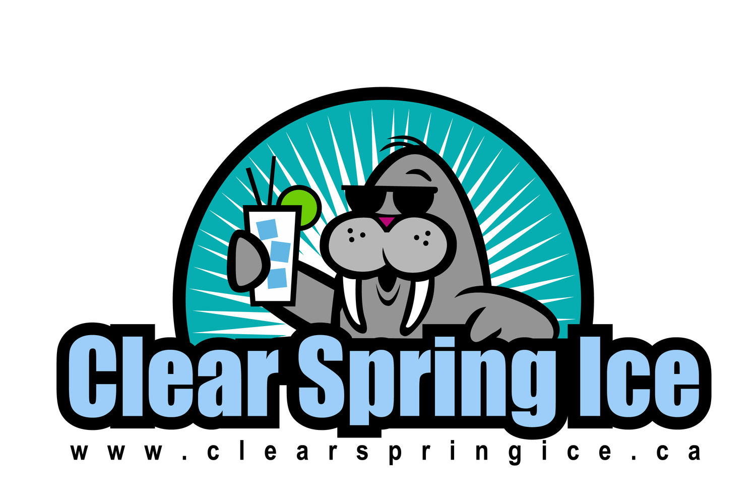Clear Spring Ice