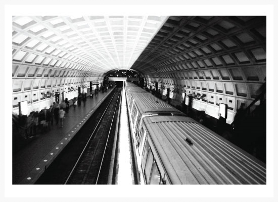 DC Subway Fast Track