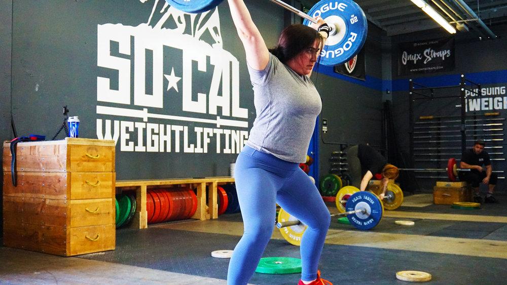 weightlifting club names