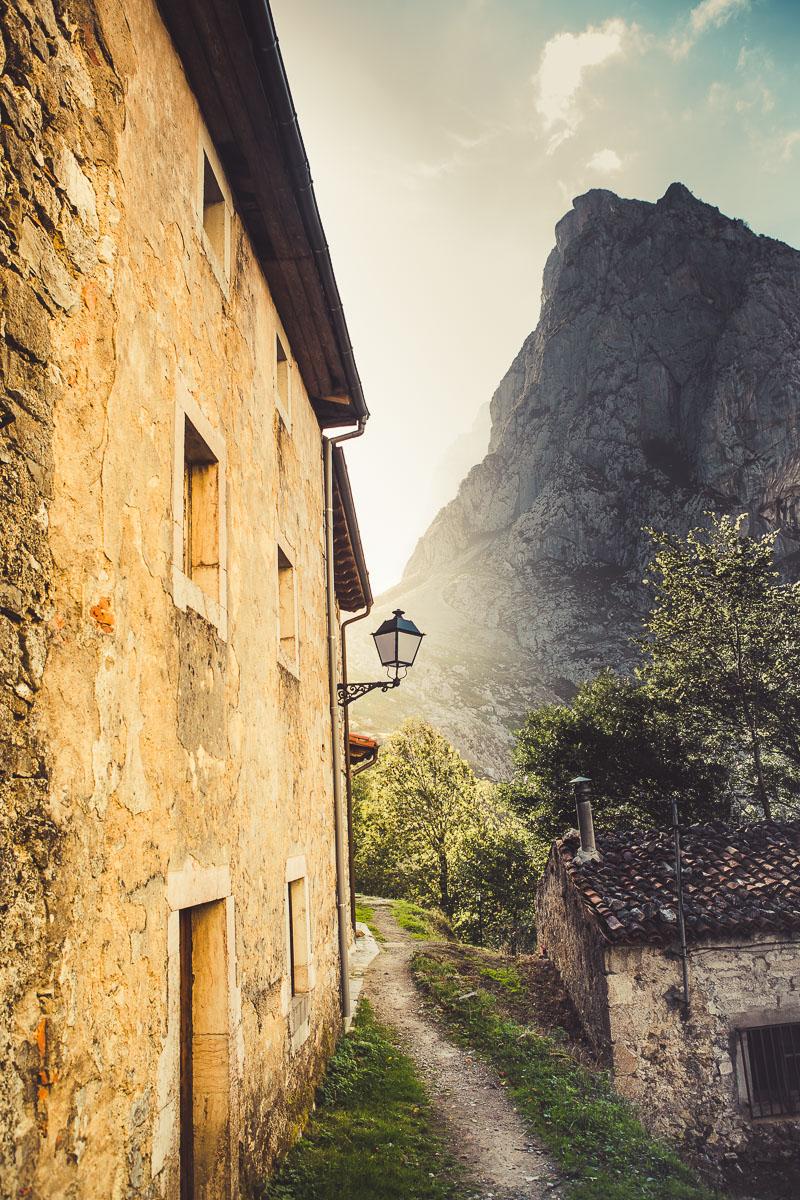 Bulnes, Picos De Europa, Asturias
