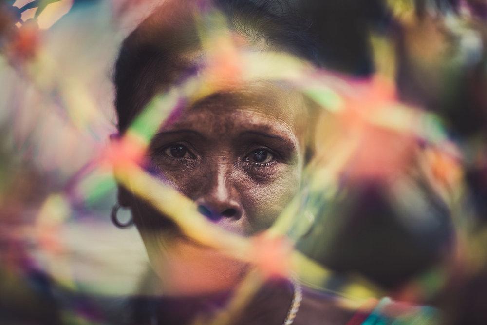 Manila Bay Street Portraits 2