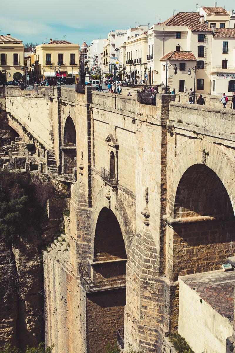 Puente Nuevo, Ronda, Andalucia