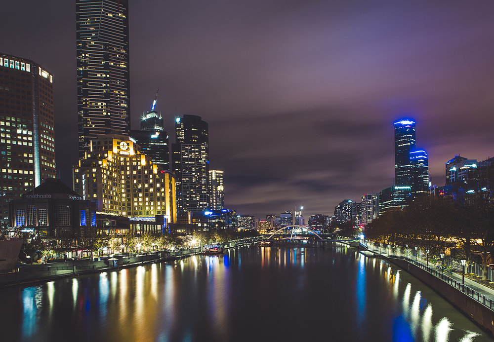 Night Photography Course - Get off auto mode and shoot in manual mode the cityscape. Control ISO, Shutter Speed & Aperture creatively. Master Composition and walk away with the confidence to shoot in low light. Price: $99. Approx. 3 hours