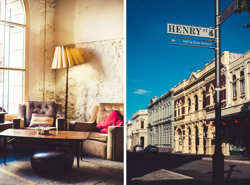 Perth (Fremantle) Day and night  Photography course -