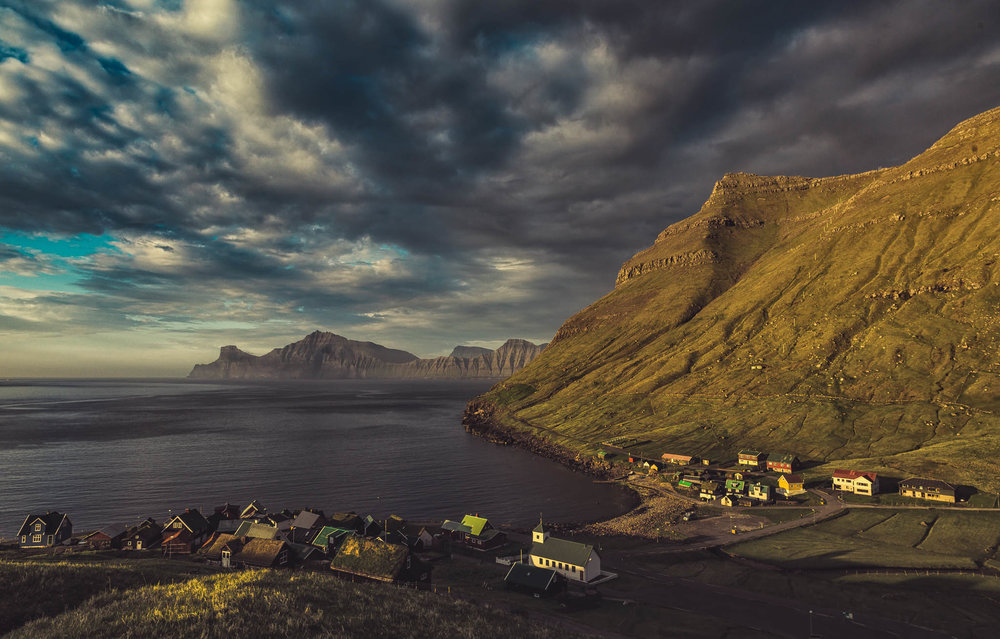 Elduvik, Faroe Islands