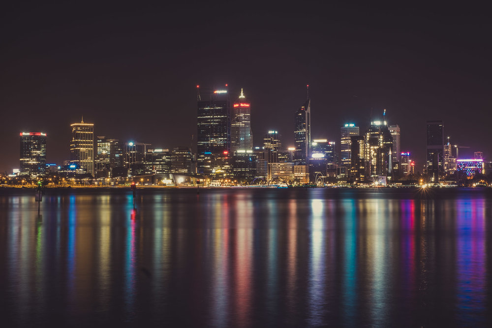 Perth City Night Photo Course - Get off auto mode and shoot in manual mode the cityscape. Control ISO, Shutter Speed & Aperture creatively. Master Composition and walk away with the confidence to shoot in low light.Duration: 2:5 Hours