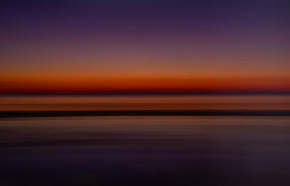 Siquijor Motion Blur Sunset