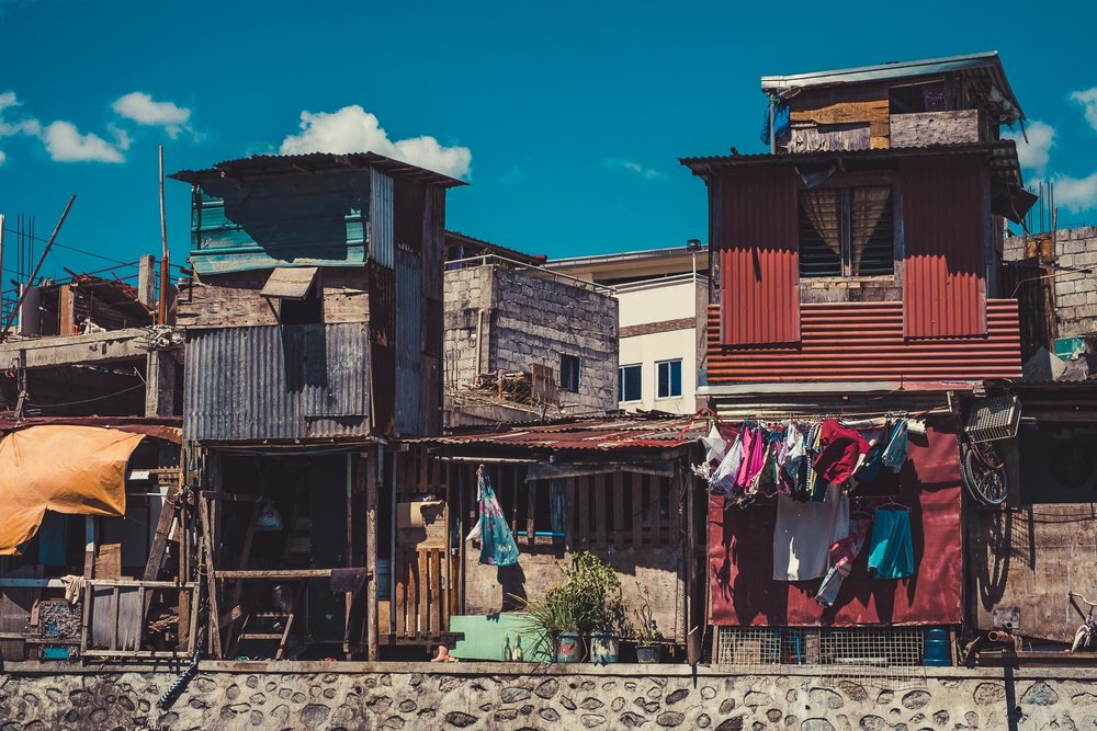 Malibay Slum
