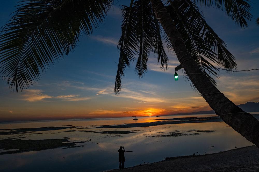 Aloha Bar & Grill Sunset of San Juan Beach