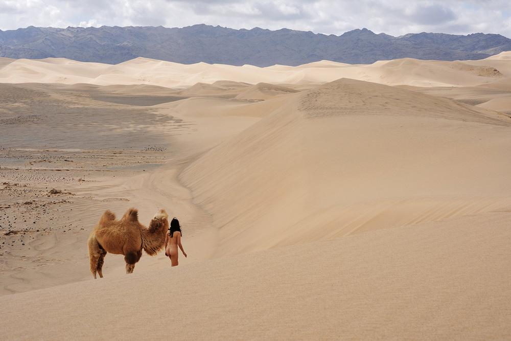 Khongoryn Els, Mongolia, Gobi 1