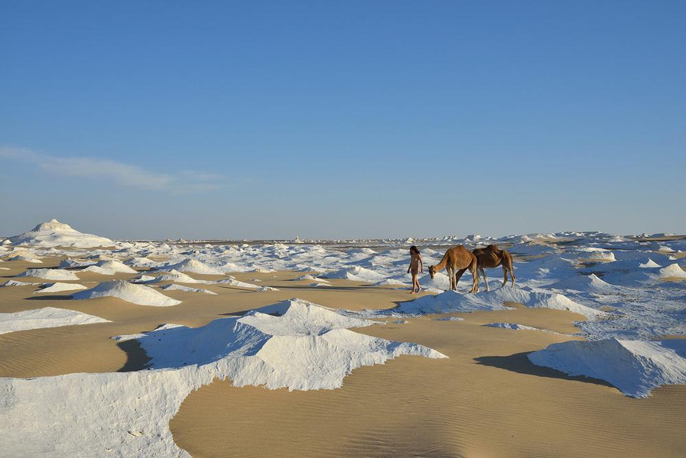 White Desert, <br>Egypt, Sahara 2