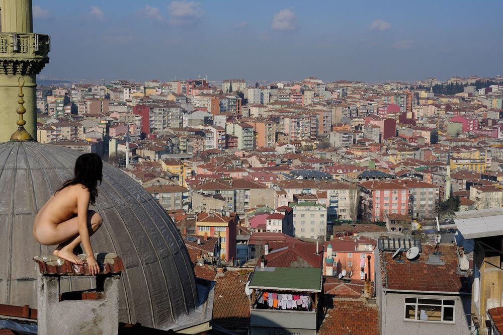 Tarlabaşı, Istanbul, Turkey