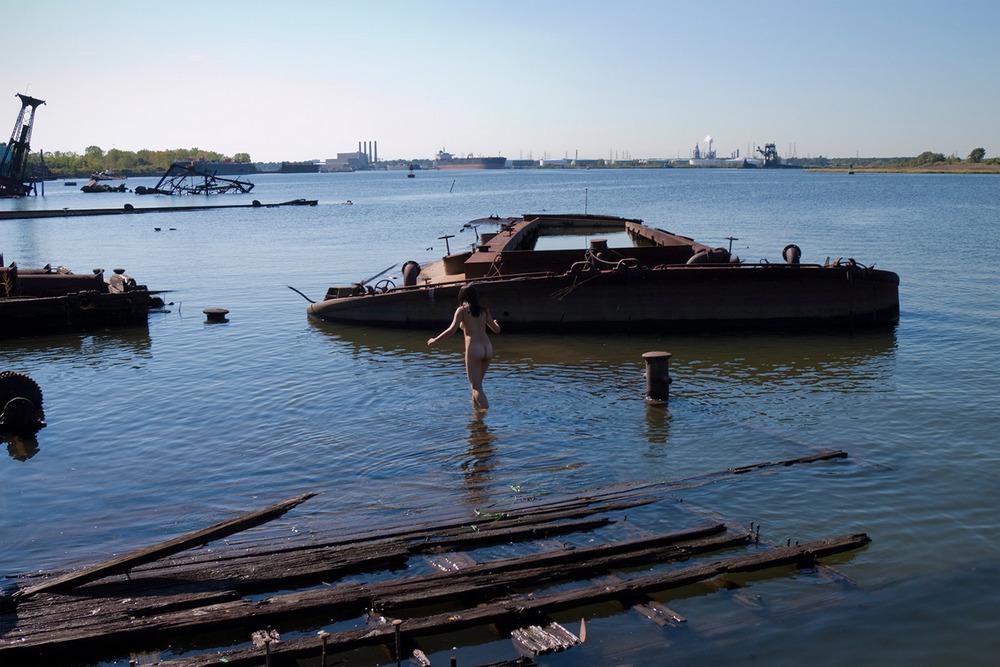 Arthur Kill Ship Graveyard, Staten Island, NY, USA #1