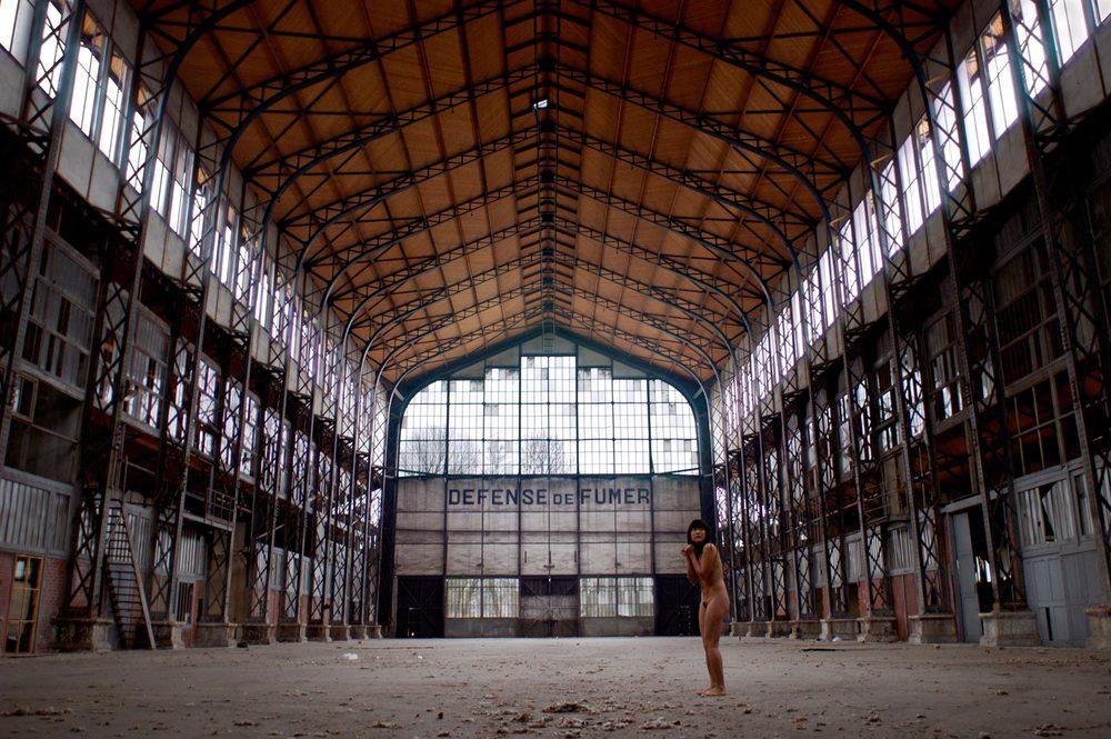 Hangar Y, Chalais Meudon, France #1