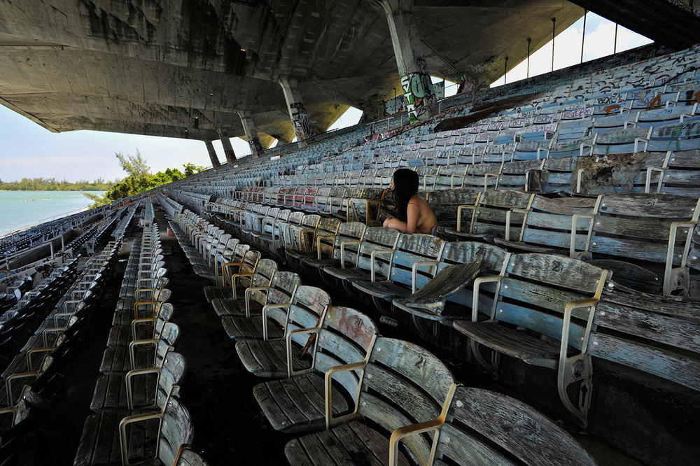Marine Stadium, <br>Miami, FL, USA