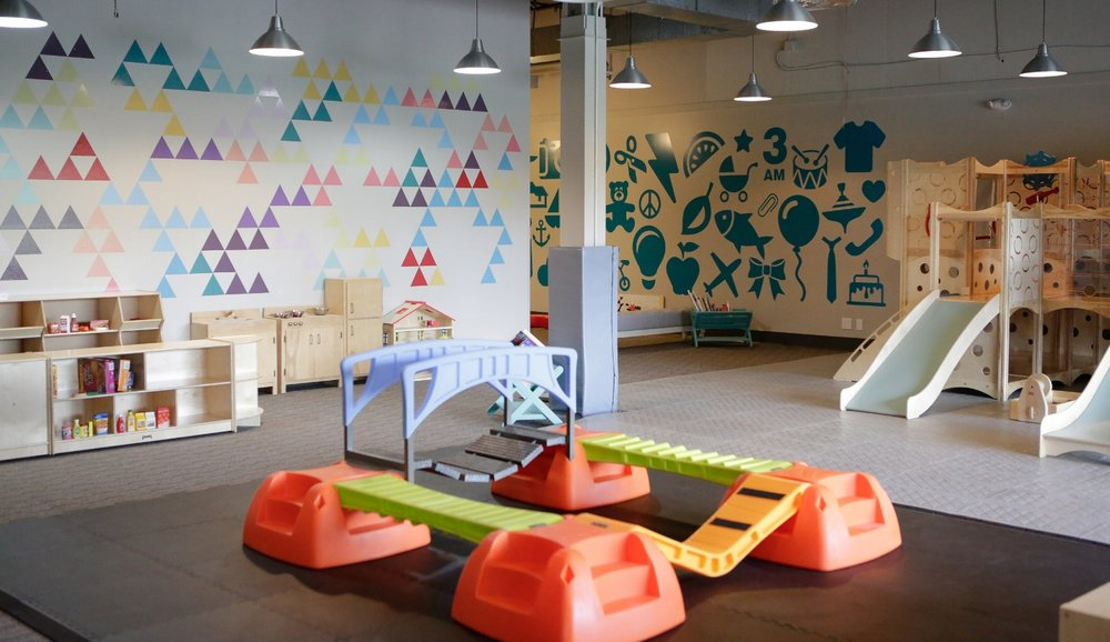 Welcome to Pinwheel Play   A Modern Indoor Play Space