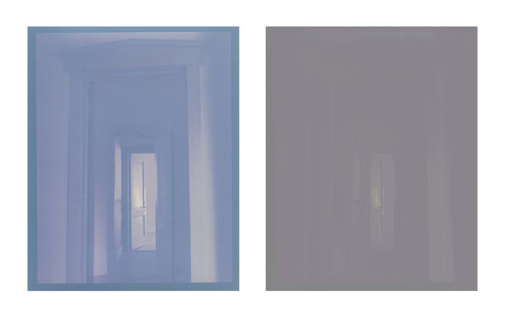Three rooms that no longer exist, 2005