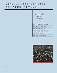 Fall 2013 - Vol. 7 - No. 1