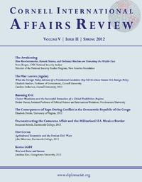 Spring 2012 - Vol. 5, No. 2