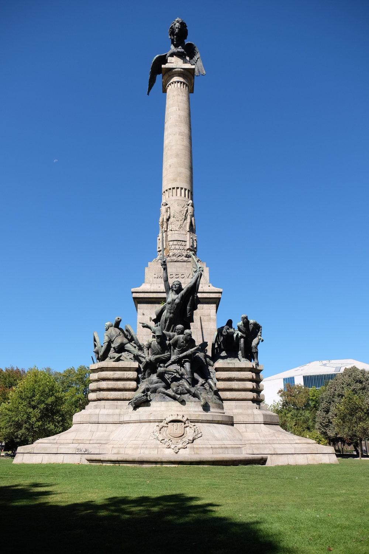 Monumento aos Heróis da Guerra Peninsular