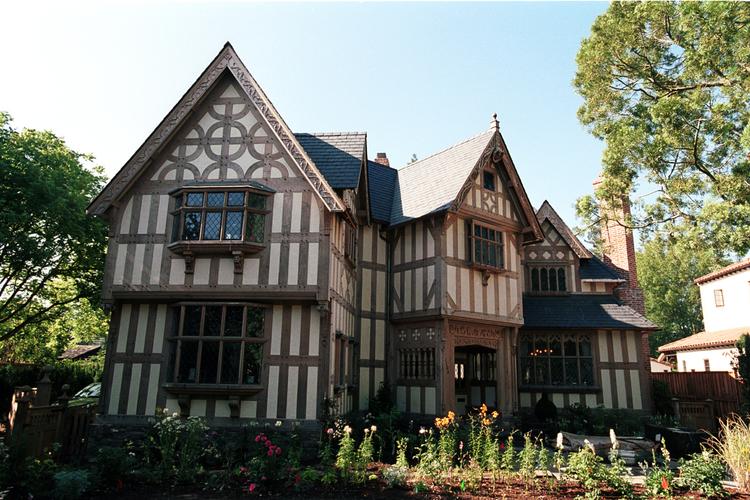 Hand Crafted English Tudor — Lerch Construction