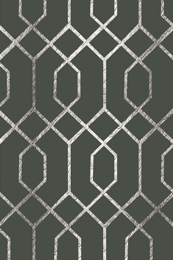 signature pattern brand identity design