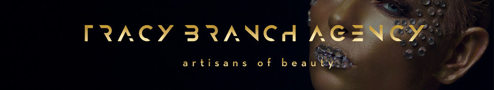 brand identity tracy branch hair and beauty agency